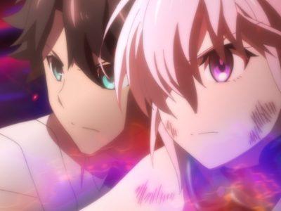 アニメスペシャル「Fate/Grand Order -First Order-」発売告知CM