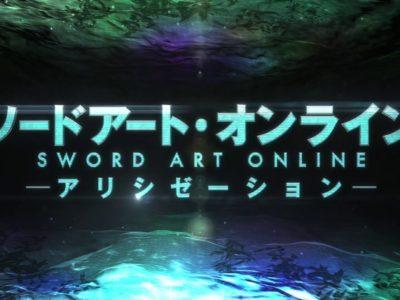 ソードアートオンライン アリシゼーション アニメ化 第1弾PV